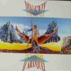 Discos de vinilo: PHOENIX - LE FANTOME D'ARANJUEZ MAXI SINGLE 1991 SPAIN . Lote 195196167