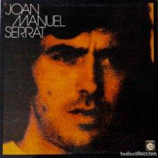 Discos de vinilo: JOAN MANUEL SERRAT. LP ORIGINAL ESPAÑA DEL AÑO 1974 CON PORTADA DOBLE O ABIERTA. Lote 195196752