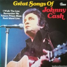 Discos de vinilo: DISCO JOHNNY CASH. Lote 195198306