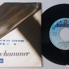 Discos de vinilo: PETER GABRIEL / SLEDGEHAMMER / SINGLE 7 INCH. Lote 195198537