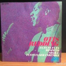 Discos de vinilo: OTIS REDDING - FA-FA-FA-FA-FA / RESPETO / SHAKE / INTENTA SER CARIÑOSA (EP) (ATLANTIC) (D:NM). Lote 195199997