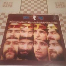 Discos de vinilo: CÁNOVAS,RODRIGO,ADOLFO Y GUZMÁN.SEÑORA AZUL.HISPAVOX 130 038. REEDICIÓN 1983.. Lote 195200227