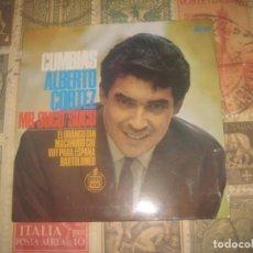 Discos de vinilo: ALBERTO CORTEZ EP EL ORANGUTAN/ MACANUDO CHE (HISPAVOX 1965) OG ESPAÑA SIN SEÑALES DE USO. Lote 195200835