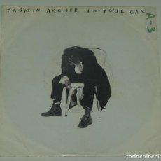 Discos de vinilo: TASMIN ARCHER ··· IN YOUR CARE / SLEEPING SATELLITE (FITZ MIX) - PROMO. Lote 195200900