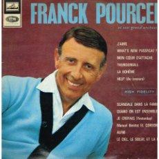Discos de vinilo: FRANCK POURCEL - AMOUR, DANSE ET VIOLONS 25 - LP ED. FRANCIA. Lote 195203397