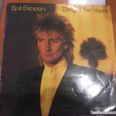 Discos de vinilo: ROD STEWART: TONIGHT I'M YOURS. Lote 195206523