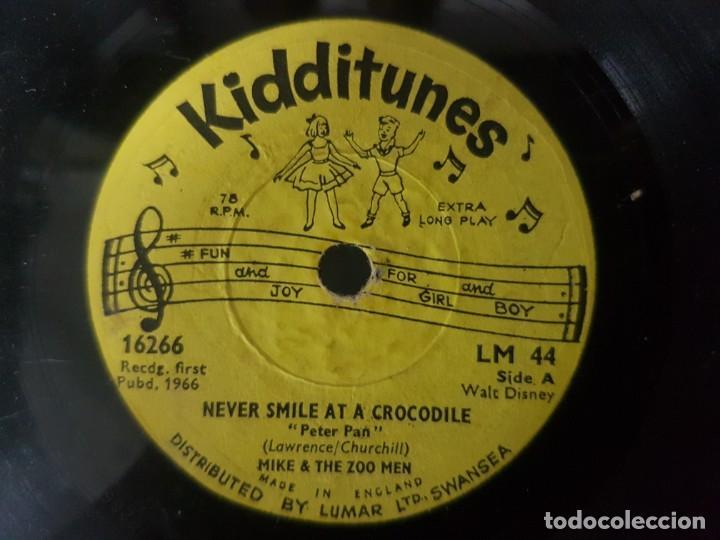Discos de vinilo: Lote de 3 raros discos de música infantil - Singles 6 a 78 Rpm - Mirar fotos - Artistas varios 1966 - Foto 2 - 195208893