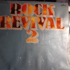Discos de vinilo: ROCK REVIVAL 2 DOBLE. Lote 195209931