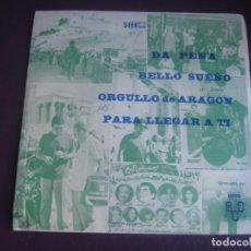 Discos de vinilo: ORQUESTA FANTASIA Y NARBO EP BCD 1971 - DA PENA/ BELLO SUEÑO +2 FOX - SWING - PASODOBLE - . Lote 195213723