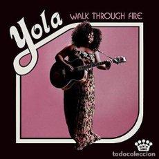 Discos de vinilo: YOLA WALK THROUGH FIRE LP . SOUL ARETHA FRANKLIN COUNTRY RAY CHARLES OTIS REDDING. Lote 195214671