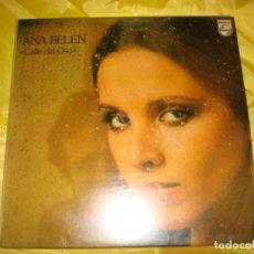Discos de vinilo: ANA BELEN. LA CALLE DEL OSO. PHILIPS, 1975. CON POSTER . IMPECABLE (#). Lote 195216850