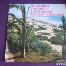 Discos de vinilo: RAMÓN GIL EP BOA AUDIO VIDEO 1974 - EL JARDIN +3 - LATIN FUNK SOUL - VINILO DIRIA Q SIN ESTRENAR. Lote 195217108