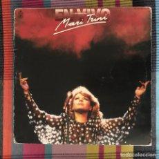 Discos de vinilo: MARI TRINI - EN VIVO - LP DOBLE HISPAVOX 1985. Lote 195217221