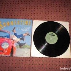 Discos de vinilo: SUMMERTIME - VARIOS ARTISTAS - SPAIN - POLYSTAR - IBL - . Lote 195218862