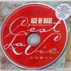 Discos de vinilo: ACE OF BASE - C´EST LA VIE (ALWAYS 21) POLYDOR - 1999. Lote 195220157