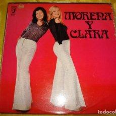 Discos de vinilo: MORENA Y CLARA. DISCOPHON, 1978. IMPECABLE (#). Lote 195220495