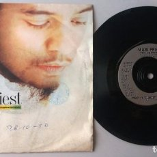 Discos de vinilo: MAXI PRIEST / PEACE THROUGHOUT THE WORLD / SINGLE 7 INCH. Lote 195221135