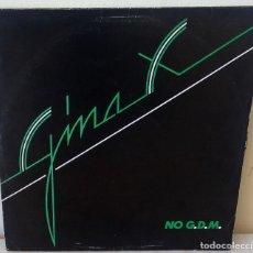 Discos de vinilo: GINA X - NO G.D.M. EMI EDIC. INGLESA - 1982. Lote 195221541