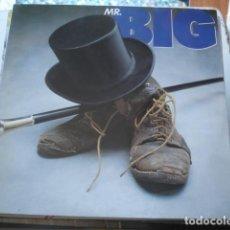 Discos de vinilo: MR. BIG MR. BIG. Lote 195222761