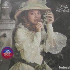 Discos de vinilo: KARINA-LADY ELIZABETH-ORIGINAL ESPAÑOL 1974. Lote 195222963