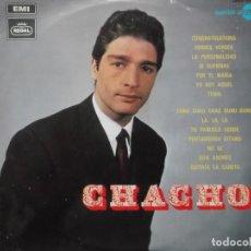 Discos de vinilo: EL PIANO DE CHACHO Y SUS RUMBAS-VINILO EN ESTADO EXCELENTE. Lote 195223747