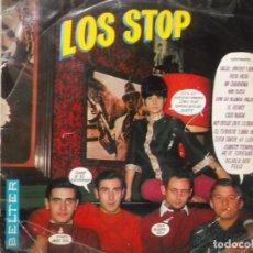 Discos de vinilo: LOS STOP-ORIGINAL AÑO 1968. Lote 195224350