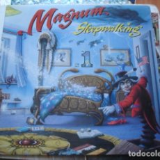 Discos de vinilo: MAGNUM SLEEPWALKING. Lote 195224710