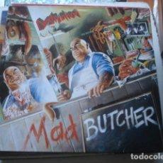 Discos de vinilo: DESTRUCTION MAD BUTCHER. Lote 195225473