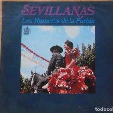 Discos de vinilo: LOS ROMEROS DE LA PUEBLA-EL PRIMERO 1968. Lote 195225965