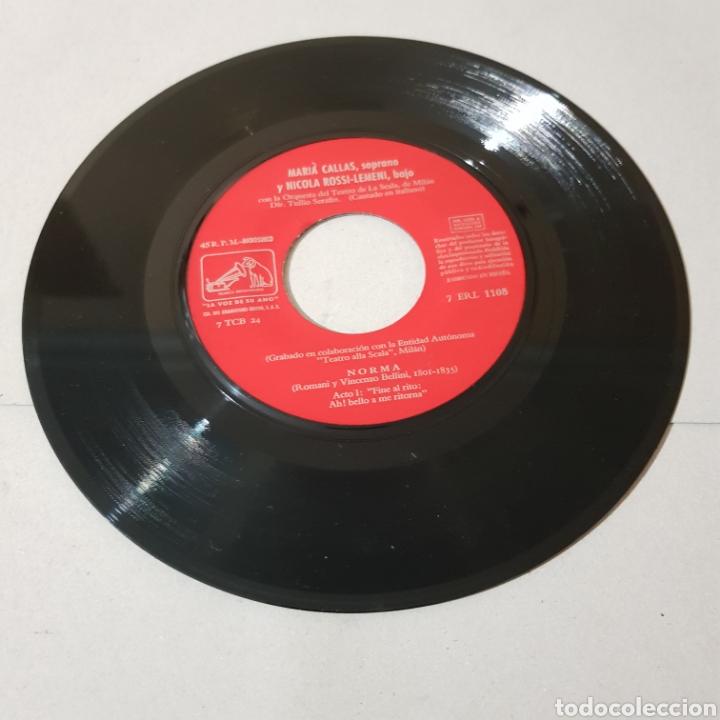 Discos de vinilo: NORMA ( ROMANI Y VICENZO BELLINI ) SOPRANO MARIA CALLAS - Foto 4 - 195225978