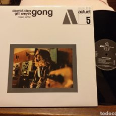 Discos de vinilo: GONG MAGICK BROTHER REED GET 305 ITALIA 20002. Lote 195227377