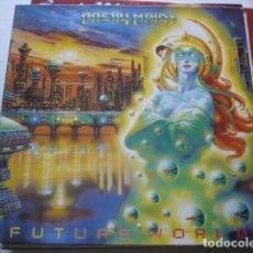 Discos de vinilo: PRETTY MAIDS FUTURE WORLD. Lote 195227567
