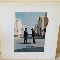 Discos de vinilo: PINK FLOYD - WISH YOU WERE HERE 1981 (1975) 068-096918 SPAIN. Lote 195227902