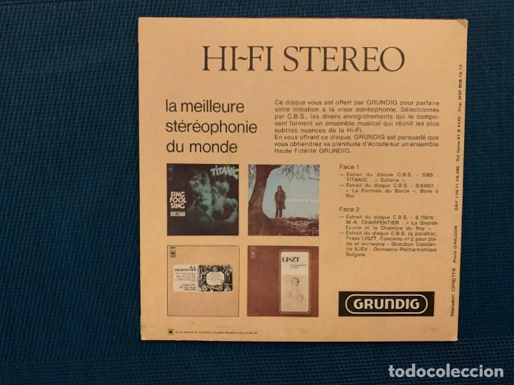Discos de vinilo: Hi∼Fi Stereo Sello: CBS Special Products – 45 S 690, CBS Disques – GRF 170.71.10.300 Formato: Viny - Foto 2 - 195229432