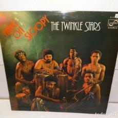 Discos de vinilo: HANG OM SLOOPY THE TWINKLE STARS LP 1977. Lote 195230258