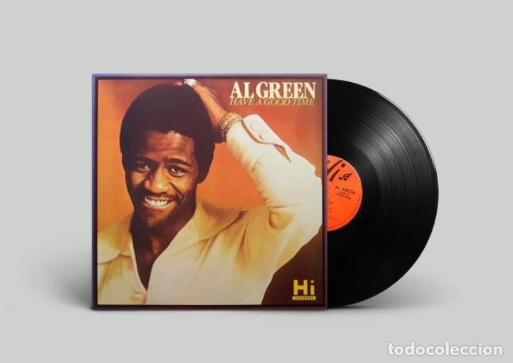 AL GREEN – HAVE A GOOD TIME UK 1986 (Música - Discos - LP Vinilo - Funk, Soul y Black Music)