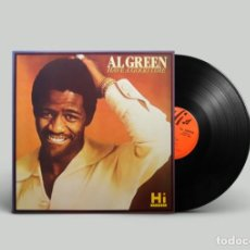 Discos de vinilo: AL GREEN ‎– HAVE A GOOD TIME UK 1986. Lote 195230881