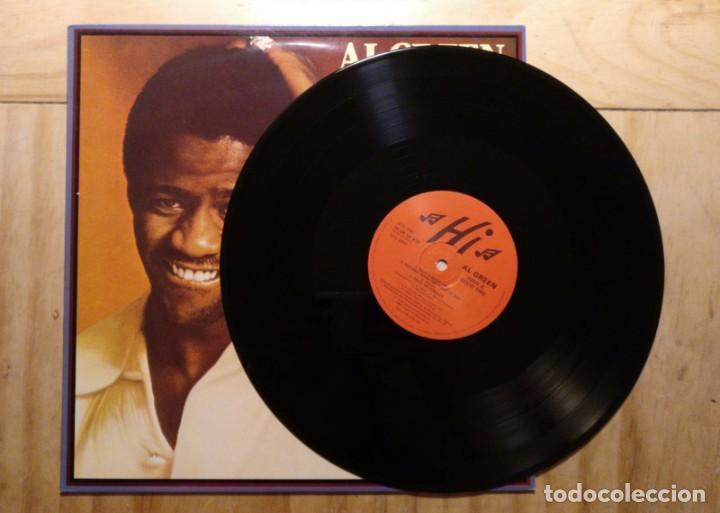 Discos de vinilo: Al Green – Have A Good Time UK 1986 - Foto 3 - 195230881