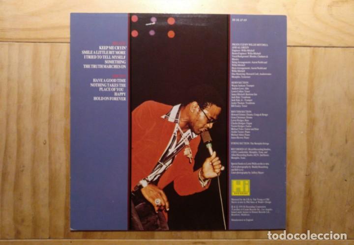 Discos de vinilo: Al Green – Have A Good Time UK 1986 - Foto 4 - 195230881