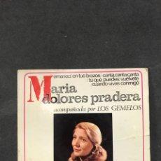 Discos de vinilo: MARIA DOLORES PRADERA SINGLE EP DE 1967. Lote 195231111