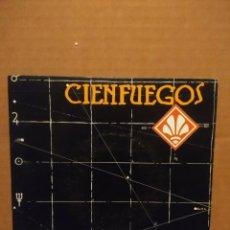 Discos de vinilo: SG CIENFUEGOS : TE RECUERDO AMANDA ( VERSION DE LA CANCION DE VICTOR JARA). Lote 195231910
