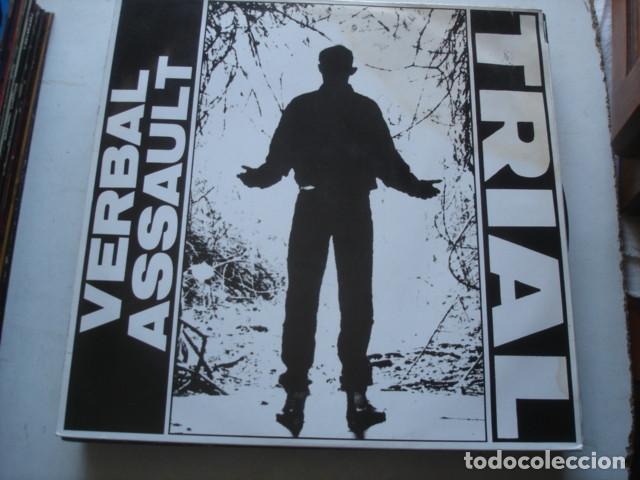 VERBAL ASSAULT TRIAL (Música - Discos - LP Vinilo - Punk - Hard Core)