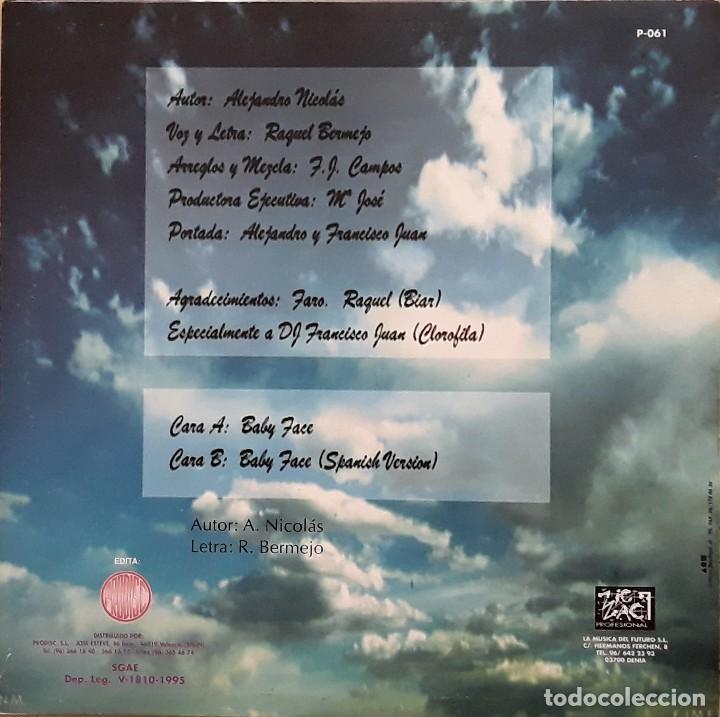 Discos de vinilo: LOOM - BABY FACE - Foto 2 - 195233268