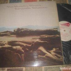 Discos de vinilo: THE MOODY BLUES SEVENTH SOJOURN ( 1972 THRESHOLD) PORTADA ABIERTA OG ESPAÑA. Lote 195234437