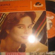Discos de vinilo: HORST WENDE Y SUS SKIFFLE BOYS (1958-POLYDOR ) ORIGINAL ESPAÑA. Lote 195235330