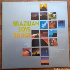 Discos de vinilo: BRAZILIAN LOVE SONGS. 2 LPS. GATEFOLD. PHILIPS 838 362-1. FUNDA VG++. DISCOS VG++. ESPAÑA 1989.. Lote 195236483