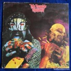 Discos de vinilo: LP DRAHDIWABREL MCRONALDS MASSAKER EXCELENTE. Lote 195237141