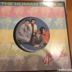 Discos de vinilo: THE HUMAN LEAGUE: HOLIDAY 80. Lote 195238255