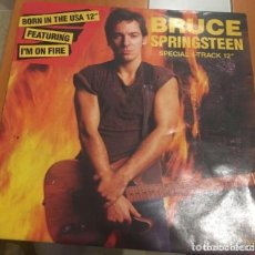 Discos de vinilo: BRUCE SPRINGSTEEN: ESPECIAL 4 TRACK BORN IN THE USA . Lote 195240035