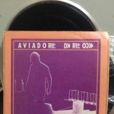Discos de vinilo: AVIADOR DRO-NUCLEAR SI+3-1982-EXCELENTE ESTADO-VINILO SIN USO. Lote 195240143